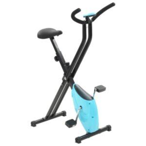 Pood24 veloergomeeter X-Bike rihmaga vastupanu, sinine