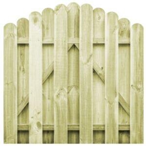 Pood24 aiavärav, immutusega männipuit, 100 x 100 cm