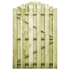 Pood24 aiavärav, immutatud männipuit, 100 x 150 cm