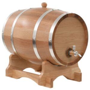 Pood24 veinivaat kraaniga, tammepuit, 12 l