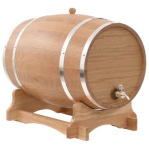 Pood24 veinivaat kraaniga, tammepuit, 35 l