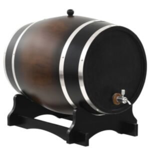 Pood24 veinivaat kraaniga, männipuit, 35 l