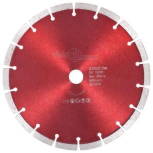Pood24 teemantlõikeketas, teras, 230 mm