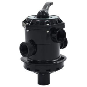 Pood24 mitme avaga ventiil liivafiltrile ABS 38 mm 6-osaline
