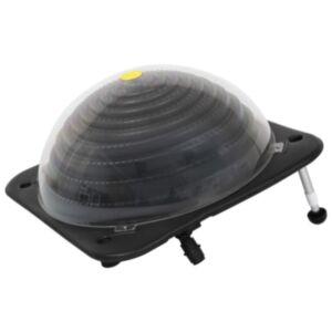 Pood24 basseini päikesetoitel küttekeha 75x75x36 cm HDPE alumiinium