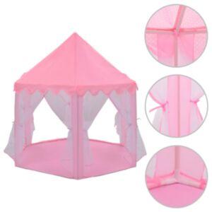 Pood24 printsessi mängutelk roosa