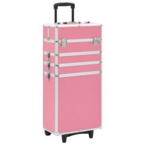 Pood24 jumestuskäru, alumiinium, roosa