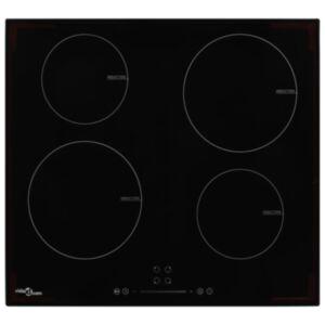 Pood24 induktsioonpliit 4 plaadiga, puutetundlik klaas 7000 W