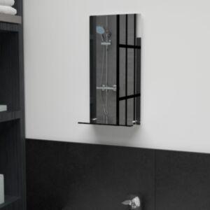 Pood24 seinapeegel riiuliga, 20 x 40 cm, karastatud klaasist