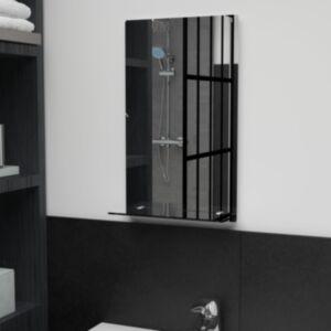 Pood24 seinapeegel riiuliga, 30 x 50 cm, karastatud klaasist