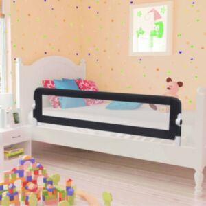 Pood24 voodipiire väikelapse voodile, hall, 150 x 42 cm, polüester