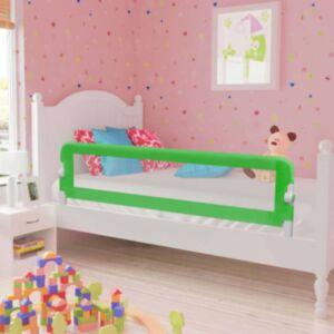 Pood24 voodipiire väikelapse voodile, roheline, 120 x 42 cm, polüester