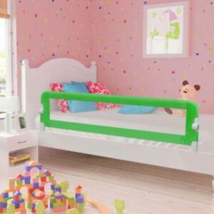 Pood24 voodipiire väikelapse voodile, roheline, 180 x 42 cm, polüester