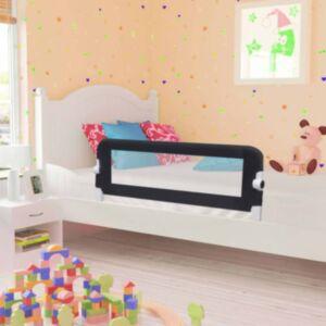 Pood24 voodipiire väikelapse voodile, hall, 120 x 42 cm, polüester