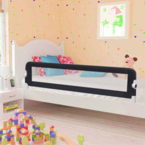 Pood24 voodipiire väikelapse voodile, hall, 180 x 42 cm, polüester
