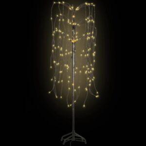 Pood24 LED-tuledega jõulupuu, soe valge valgus, paju 150 cm