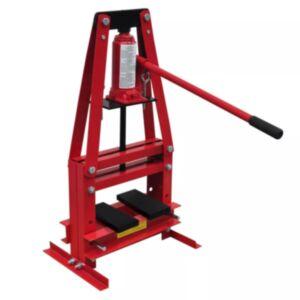 6-tonnine Hüdrauliline press