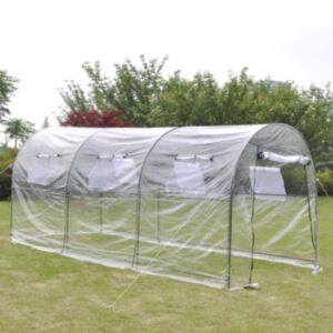 Pood24i suur õue kasvuhoone