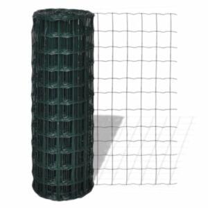 Pood24 traataed, teras, 10 x 1,0 m, roheline