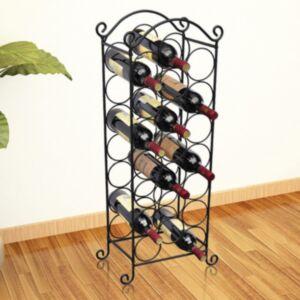 Pood24 metallist veiniriiul 21 pudeliga