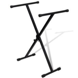 Reguleeritav ühe klambriga X-raamiga süntesaatori alus