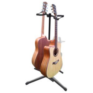 Reguleeritav kahe kitarri alus, kokkupandav