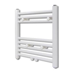 Keskkütte rätikukuivati vannituppa sirge 480 x 480 mm, valge