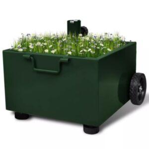 Pood24 päevavarju alus/taimekast, roheline