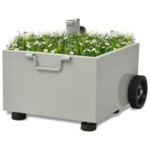 Pood24 päevavarju alus/taimekast, hall