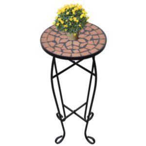Mosaiik lillelaud terrakota