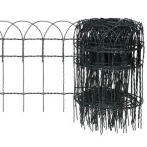 Pood24 aiapiire, pulberkaetud raud, 10 x 0,4 m