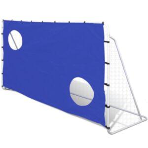 Jalgpallivärava sihtimissein 240 x 92 x 150 cm kõrgkvaliteediline