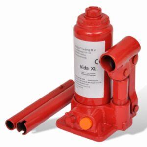 Hüdrauliline tungraud 2 tonni, punane
