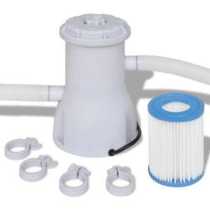 Basseini filterpump 530 gal / h