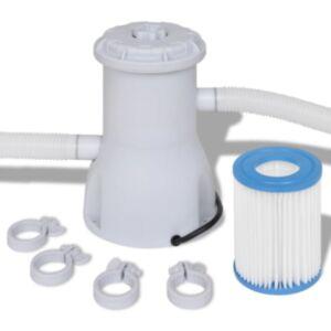 Basseini filterpump 800 gal / h