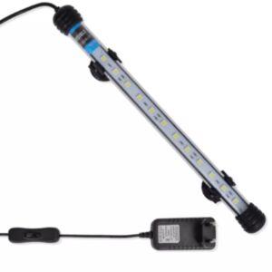 Akvaariumi LED-tuli, 28 cm, valge
