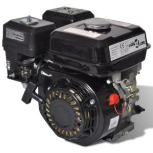 Bensiinimootor 6,5 HP 4,8 kW  must
