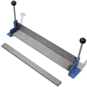 Käsitsi kasutatav terasplaatide painutusseade 450 mm
