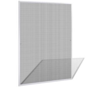 Valge putukavõrk aknale 130 x 150 cm