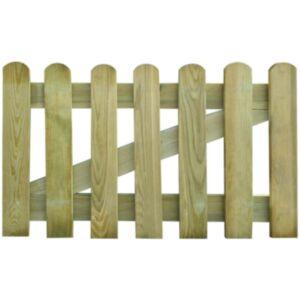 Pood24 aiavärav, puit, 100 x 60 cm