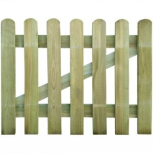 Pood24 aiavärav, puit, 100 x 80 cm