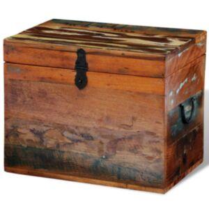Pood24 taastatuid puidust hoiukast