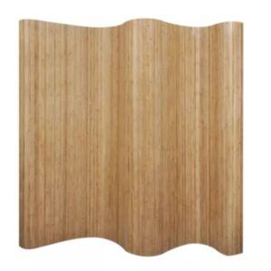 Pood24i Bambusest ruumijagaja naturaalne 250 x 195 cm