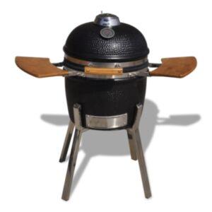 Kamado keraamiline grill/suitsuahi 81 cm