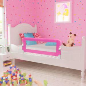 Väikelapse voodipiire 102 x 42 cm, roosa