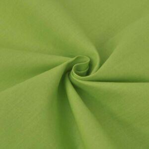 Pood24 puuvillakangas 1,45 x 20 cm, roheline