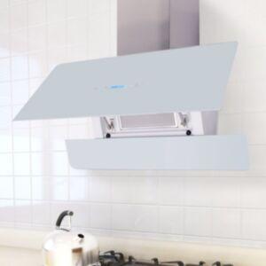 viaXL-i puutetundliku ekraaniga pliidikubu, valge
