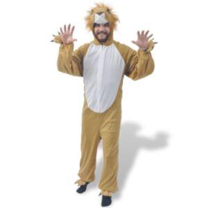 Pood24i karnevalikostüüm lõvi M-L
