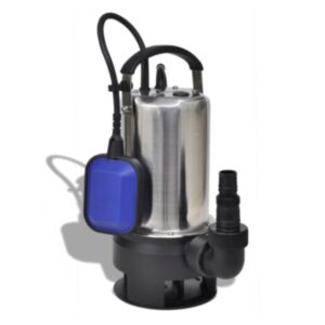 Pood24i musta vee sukelpump 750 W 12500 l/h