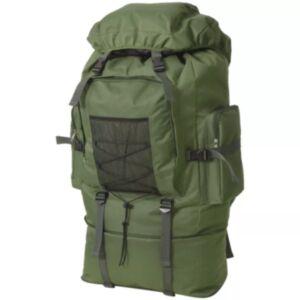 Pood24i armeestiilis seljakott XXL 100 l, roheline